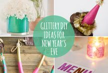 New Year's Eve party ideas / by Patty Slzr