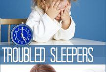 Sleep Tips (for kids and more!)