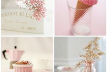 COLOR púder,rózsa,pink