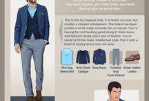 Dress codes mans