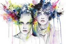 Art- Watercolours / Watercolour paintings