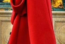 Inspiration in Red / Red Women's Fashion