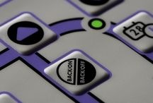 Rapid Prototypes / A selection of digitally produced parts manufactured by Fascia Graphics®