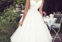 kurze Hochzeitskleider