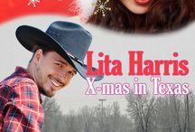 """X-mas in Texas / Die Fortsetzung zu """"Kiss me, Cowboy"""" ist erschienen. Wird Carrie ihr Leben umkrempeln und zu Yancy auf die Ranch ziehen?"""