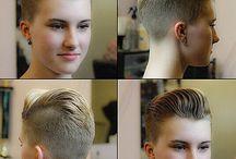 "~"" Hairstyle Short & Make-Up"" ~"