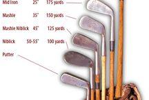 Golf - my sport! / by georgine williams