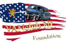 VANclub NL / Graphic's VANclub NL Ownerclub Chevy van's, Ford Van's, Dodge Van's. 6 cil-row, V6 & V8 engines