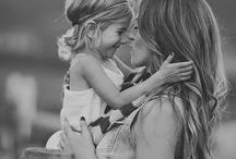 mother/daughter / by Hali Dority