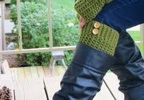 leggins, leg-handwarmers