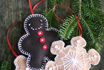 Christmas ornaments / by Eulouise Williams