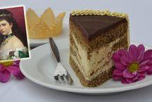 Pečené dorty