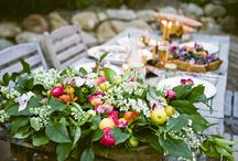 Floral Arranging Ideas / by The Forest Feast