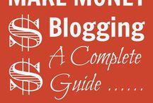Social: Blogging / by Karis Howard
