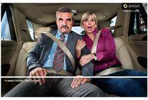 Mercedes & Smart Ads