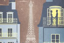 Paris / Inspiration from this french city / by Hannah Read-Baldrey