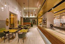 Cannavacciuolo Cafe&Bistrot / Il nuovo Cafe&Bistrot dello Chef Antonino Cannavacciuolo firmato Cierreesse