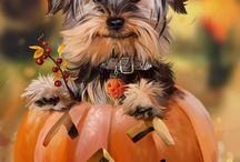 Halloween art inspiration