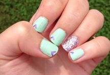 Nails / by Ashleigh Merchant