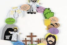 Building Faith with Children / Ideas for teaching Christianity to children & others.