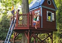 Tree houses for Taitum