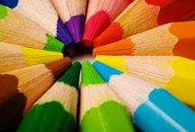 colori / amo le tinte vivaci che trasmettono energia