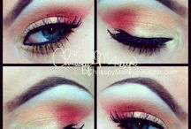 make up ideas  / by Crystal Crunch