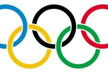 Winter Olympics dance
