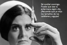 Soy enfermera / I'm a nurse