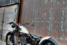 Softail / Mopeds