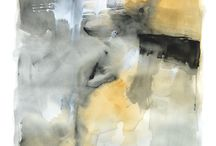 abstract watercolour