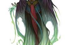 1.3. Fantasy Arts - MAGE  character