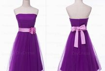 Purple Dresses / by Mei Mei Vetter