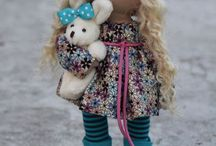 bambole stile russo