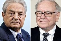George Soros & Warren Buffett
