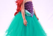 Ariel the little mermaid party