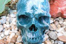 Contemporary Crystal Skulls