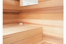 Sauna // Interior