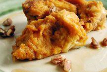 Dessert Recipes / by Jenn Titus Earles