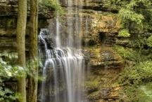 The Land of Falling Water / Waterfalls - Water - Waterfalls - Lakes - Waterfalls - Rivers - Waterfalls ..... Did we mention Waterfalls??