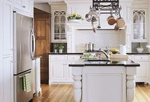 Kitchen / by Heather Kurtz