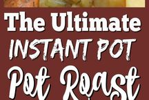Instant Pot Recipes / Recipes for your instant pot and pressure cooker.