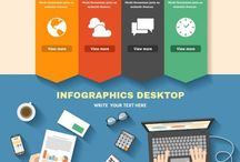 Infographics / A collection of infographics