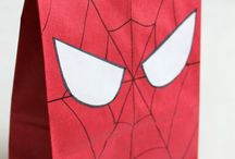 Spiderman Birthday Party / Recipes, crafts, and decor for Spiderman birthday party theme.