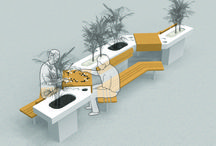 Urban Design - Urban Furnitures