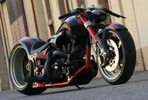 Motorcycles / Custom and Awesome motorcycles