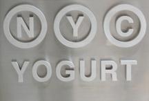 NYCYogurt / Our new NYC Yogurt Store - Times Square.