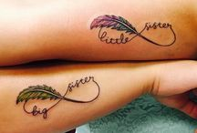 sister tattoes