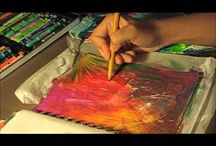 Art Journal Videos