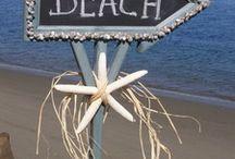 Beachy Getaways / by Gwen Tucker